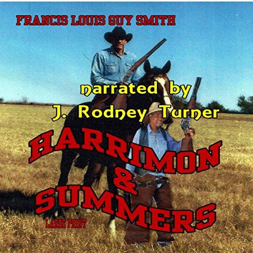 Harrimon & Summers audiobook cover art