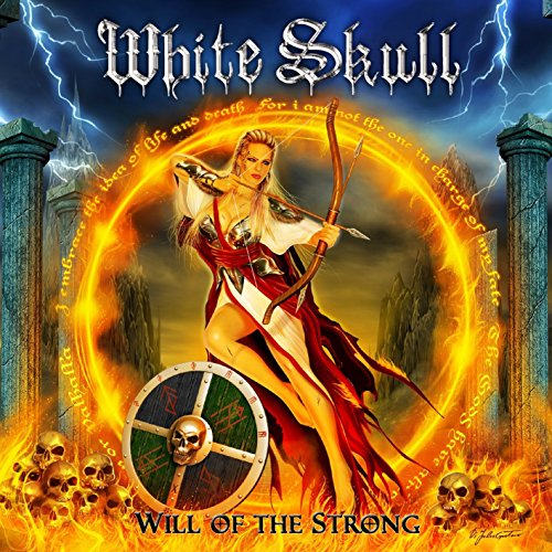 White Skull: Will Of The Strong (Audio CD)