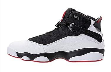 Jordan Men's 6 Rings Basketball Shoes 322992-012
