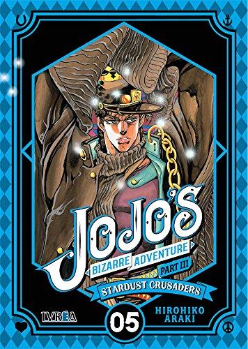 Jojo' s Bizarre Adventure Parte 3: Stardust Crusaders 5
