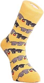 Men's Multicolour, Ultra Soft, Exclusive Funny Printed Socks