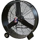 Q Standard 10255 36-Inch Direct Drive Drum Fan