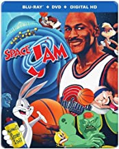 Space Jam - 20th Ann (Steelbook Combo)