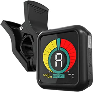 clip on tuner for guitar