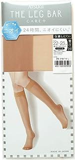 (アツギ)ATSUGI (ザ?レッグバー)THE LEG BAR CARE+ ショートストッキング 着圧 ひざ下丈 伝線 消臭