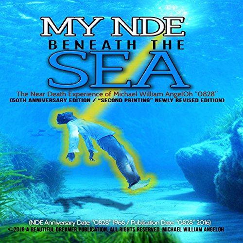 My NDE Beneath the Sea audiobook cover art
