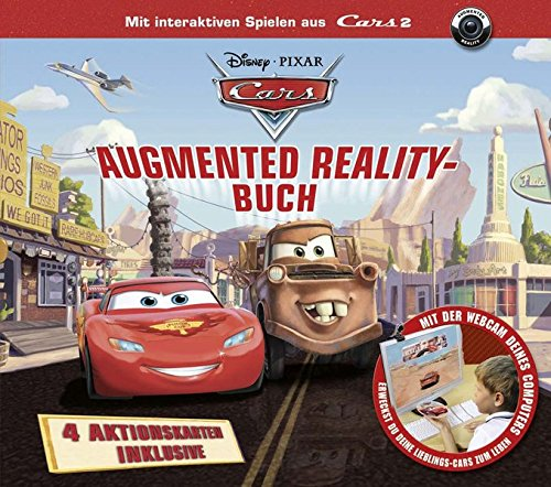 Disney Cars: Augmented Reality-Buch
