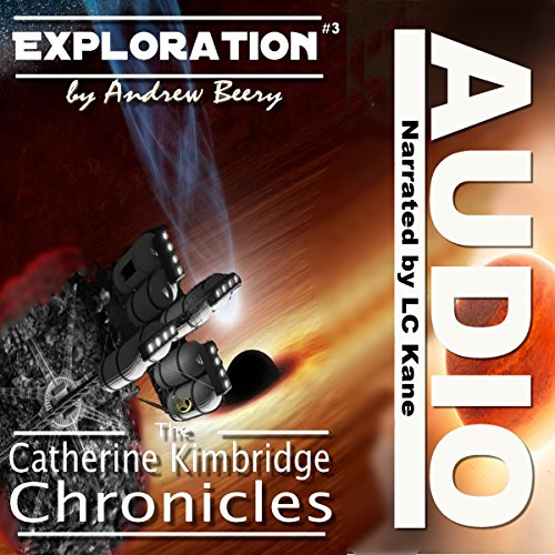 Exploration audiobook cover art