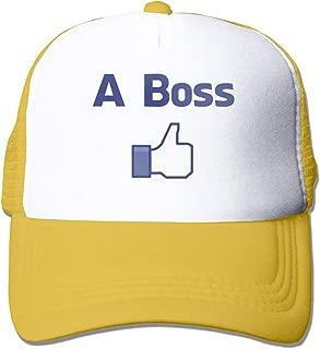 Like A Boss Trucker Hat Dad Hat