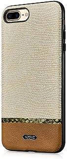كفر ايفون 7 بلس ،8 بلس سبلينغ شايننغ جلد ذهبي من شركة اكسومز