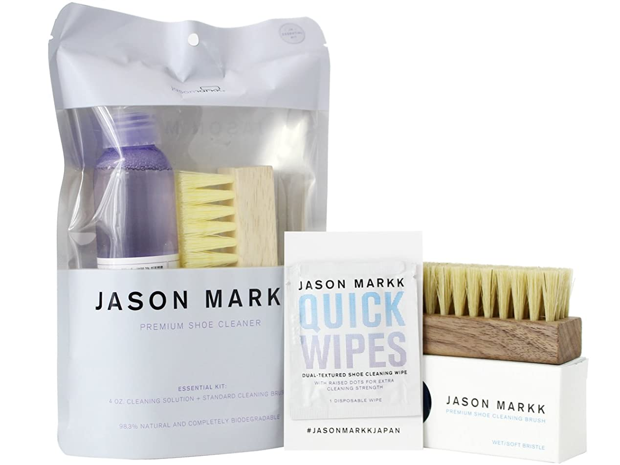 六分儀スカート疑わしい(ジェイソンマーク) JASON MARKK COMPLETE PACK スニーカークリーナー コンプリートパック 1set
