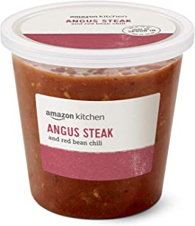 Amazon Kitchen, Angus Steak & Red Bean Chili, 24 oz