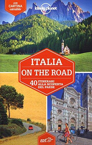 Italia on the road. 40 itinerari alla scoperta del paese. Con carta estraibile