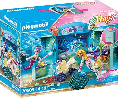 PLAYMOBIL Magic 70509 - Caja de Juegos para niños a Partir de 4 años