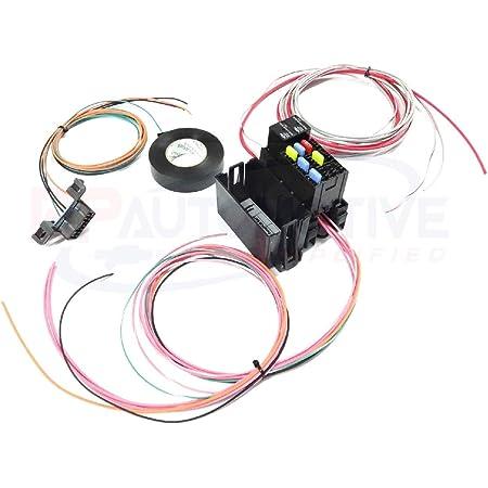 Amazon.com: Michigan Motorsports LS Swap Wire Harness Fuse Block Stand  alone Wiring Harness OBD2 Port Connector: AutomotiveAmazon.com