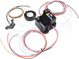 Michigan Motorsports LS Swap Wire Harness Fuse Block Stand alone Wiring Harness OBD2 Port Connector