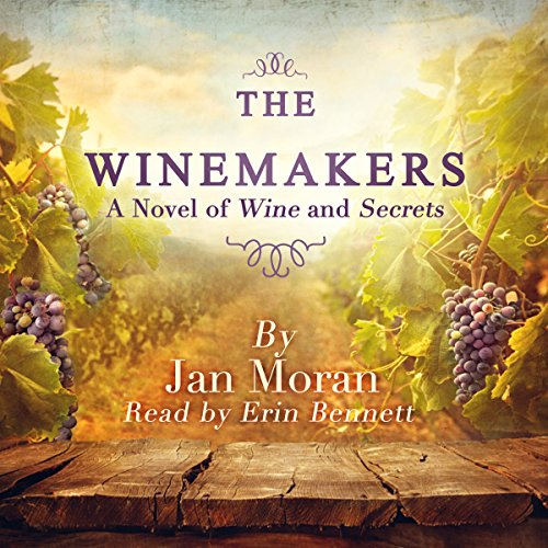 The Winemakers audiobook cover art