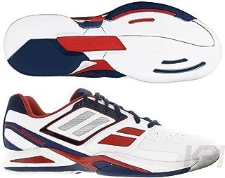 Babolat Propulse Team BPM Indoor Carpet Tennis Shoes White/Blue/Red