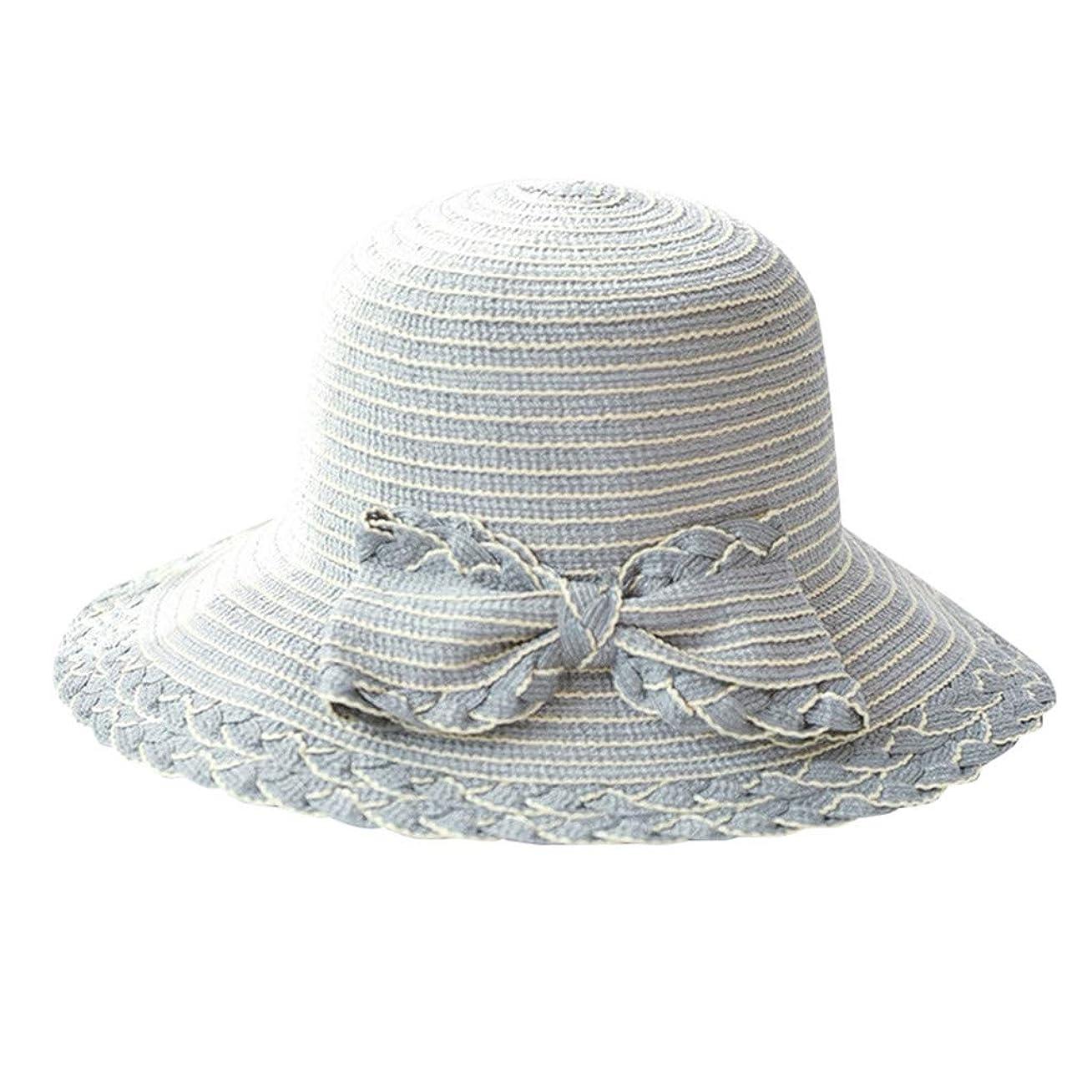 ディレイ病的間違いなく夏 帽子 レディース UVカット 帽子 ハット レディース 日よけ 夏季 女優帽 日よけ 日焼け 折りたたみ 持ち運び つば広 吸汗通気 ハット レディース 紫外線対策 小顔効果 ワイヤー入る ハット ROSE ROMAN