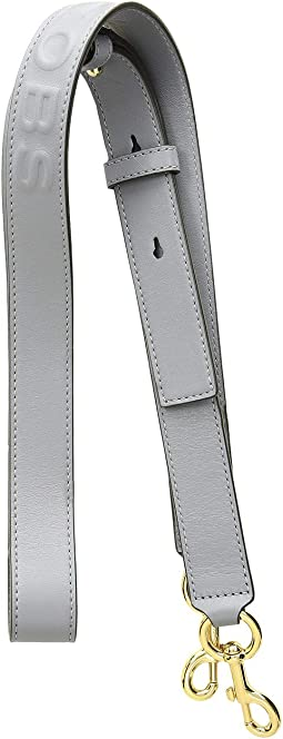 Debossed Leather Strap