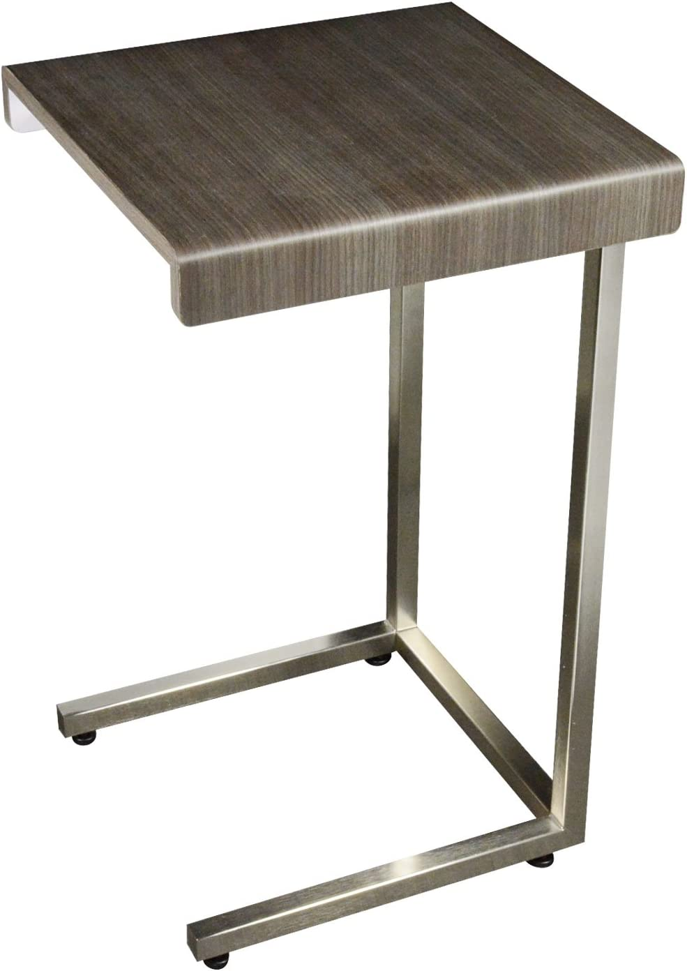 The Jessica C Easy-to-use Table Inexpensive End Laptop w Stand Wood Top Laminate