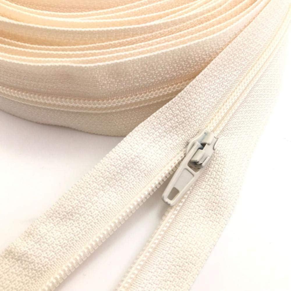 tente blanc Blanc Lot de 10//20 tirettes de fermeture /éclair en nylon pour valise - TKDC23C23-4*20IG sac /à dos