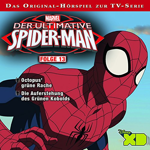 Der ultimative Spider-Man 13 Titelbild