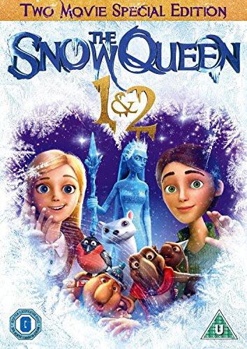 The Snow Queen: Box Set [DVD] [Reino Unido]