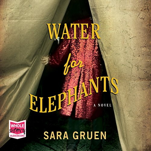 Couverture de Water for Elephants