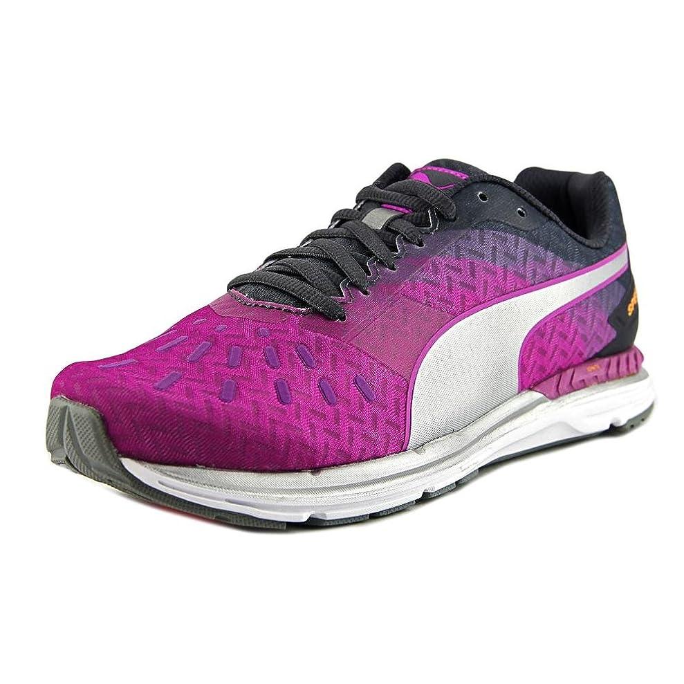 不愉快いじめっ子ハンバーガーPuma Women's Speed 300 Ignite Ankle-High Running Shoe
