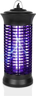Dewanxin Lámpara Antimosquitos, UV Lámpara Anti Mosquitos Destructora de Insectos eléctrica,Lámpara Antimosquitos Electrico,Trampas para Insectos Matamoscas,para Interior y Jardin