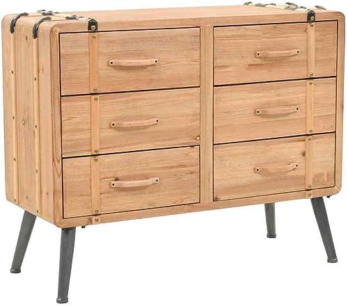 Generic et Vint - Mueble de TV con Soporte para Armario, Diseño rústico
