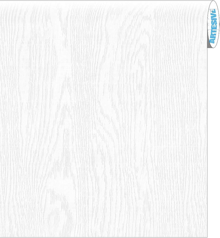 ARTESIVE WD-056 Absolutes Weißes Weißes Weißes Asche Undurchsichtigen 60 cm x 5 mt. Klebefilm B01BMEQND0 2d5a53