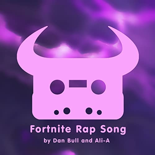 Fortnite Rap Song Explicit By Ali A Dan Bull On Amazon - fortnite nerd out roblox id