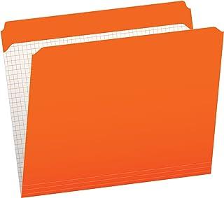 /Kraftpapier orange Schrank V-Boden Orange Esselte 25/St/ück H/ängemappen Gori/