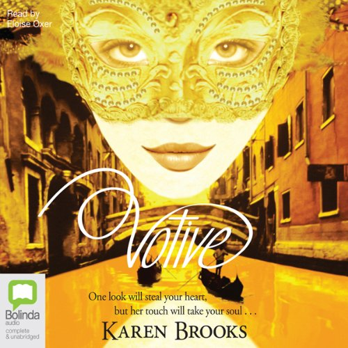 Votive audiobook cover art