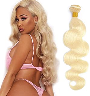 Best honey blonde brazilian hair bundles Reviews