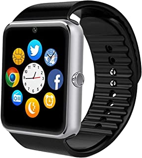TagoBee TB04 Smart Watch, Bluetooth Smartwatch with Camera SIM SD Memory Card Slot Touch Screen Wirst Watch Compatible for Android Phones iPhone Samsung Men Women Kids