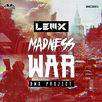 Madness War Remix Project