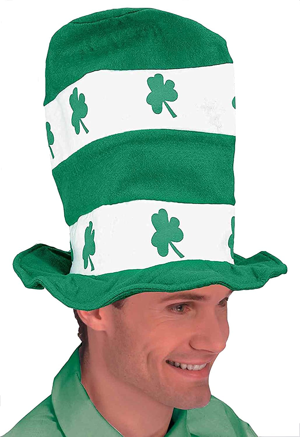 Japan Maker Raleigh Mall New Forum Novelties St. Patrick's Hat Costume Stovepipe Day