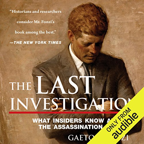 The Last Investigation Titelbild