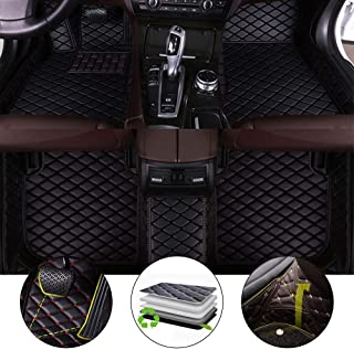 for 2014-2019 Benz CLA Class Floor Mats Full Protection Car Accessories Black 3 Piece Set