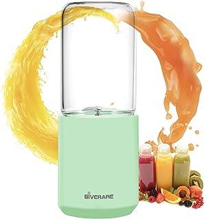 GIVERARE Personal Blender, Portable Smoothie Blender, Single Serve Juicer Cup for Juice Shakes & Smoothie, BPA Free 10oz U...