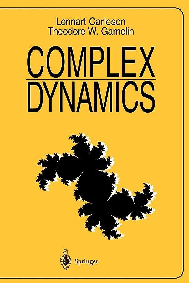プレゼンバブルご覧くださいComplex Dynamics (Universitext)