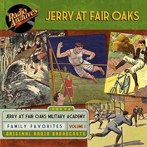 Jerry at Fair Oaks, Volume 1 copertina