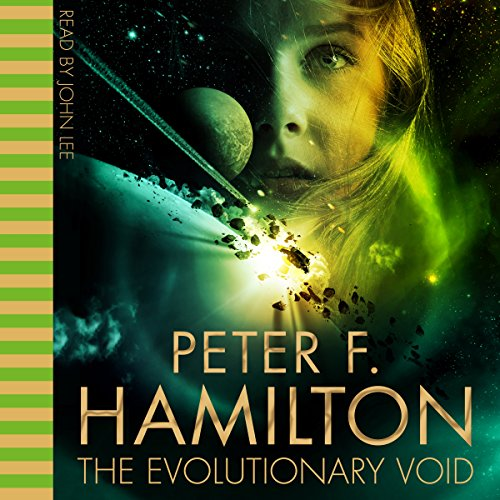 The Evolutionary Void audiobook cover art