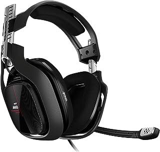 ASTRO Gaming A40 TR Auriculares alámbricos, 4ta gen., ASTRO Audio V2, Dolby ATMOS, clavija 3.5mm, micrófono intercambiable...