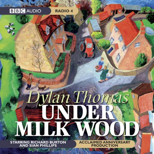 『Under Milk Wood (Dramatised)』のカバーアート