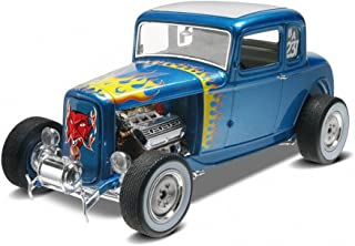 Revell 1/25 '32 Ford 5 Window Coupe 2' n 1