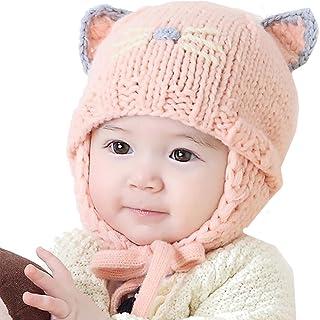 Amazon.es: gorro lana bebe